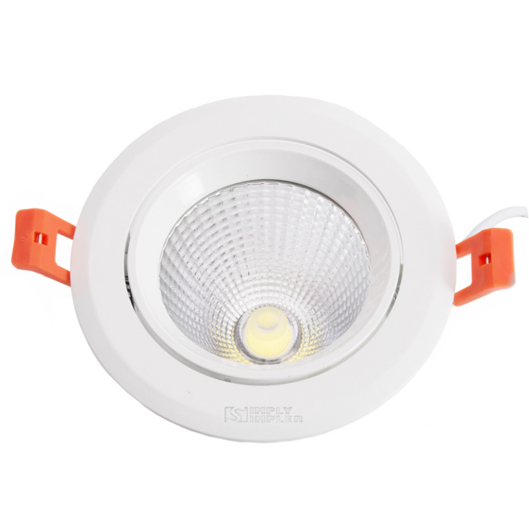 HILED Ceiling Downlight COB 10W
