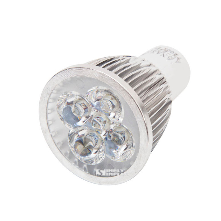 Generic LED 5W GU10 fitting 220V AC