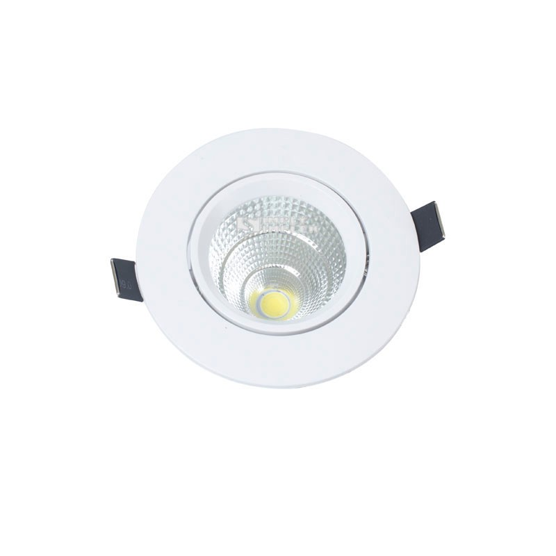 Shuka Ceiling Downlight COB 7W - Value Series