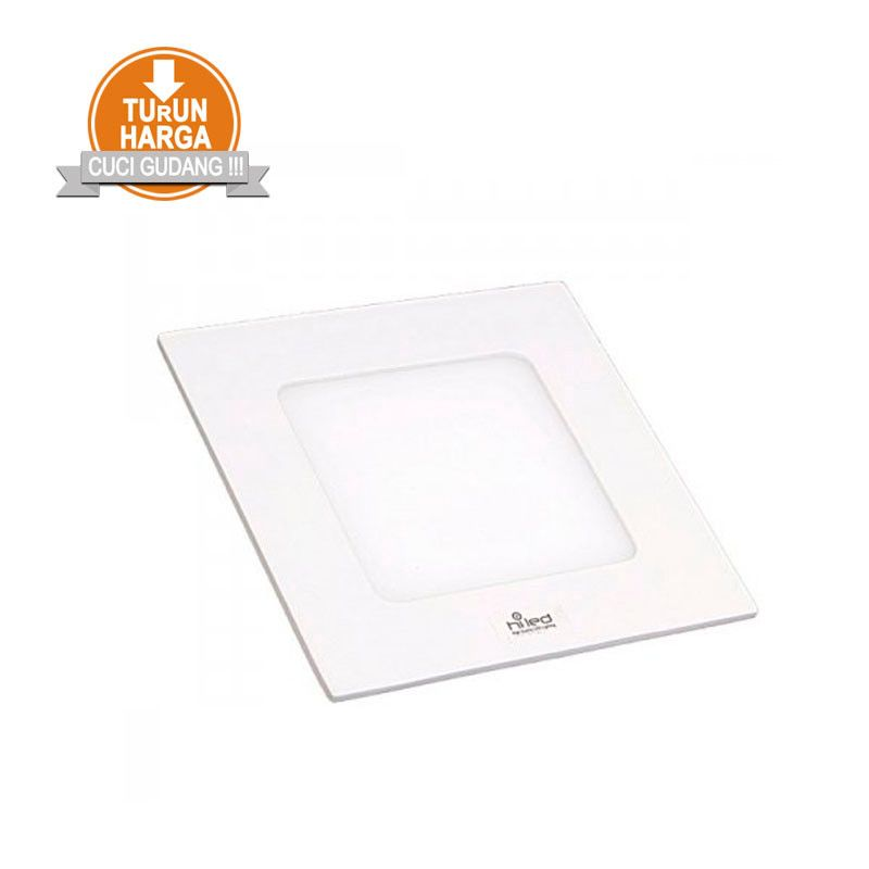 Hiled Panel Slim Downlight 6W Square