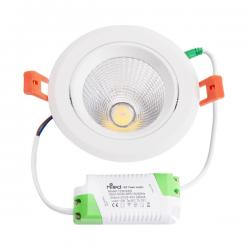 HILED Ceiling Downlight COB 12W