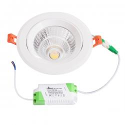 HILED Ceiling Downlight COB 15W