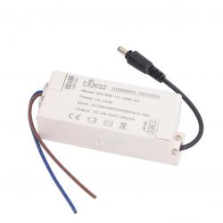 Dimmable Driver Ballast untuk Led Downlight 15W - 18W