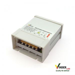 Vinder Rain Proof Power Supply 12V DC 5A - High Quality