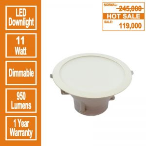Dimmable Led Downlight 11W - Special Sale