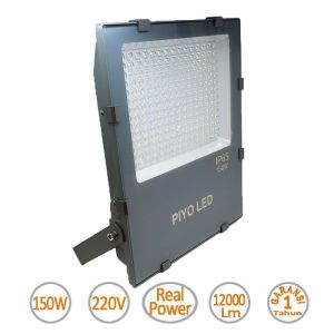 Lampu Led Floodlight 150W merek Piyo - Value Series