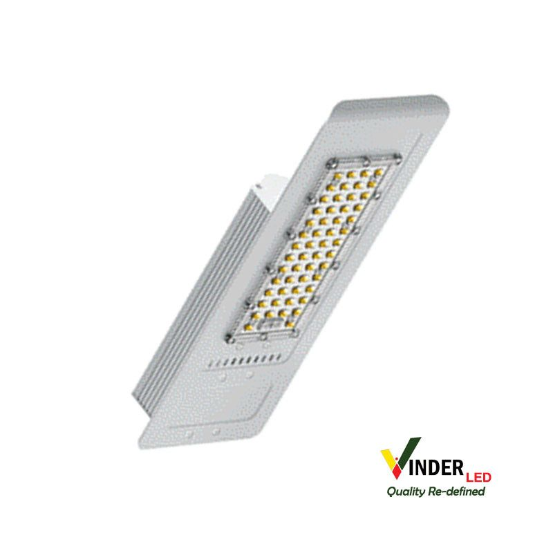 Vinder Led Street Light 50W 12-24V DC - Slim Series