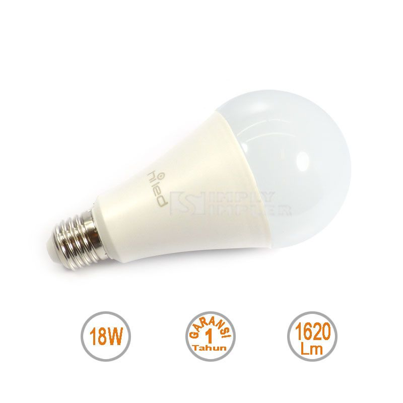 Bohlam Led Hiled 18W - Value series