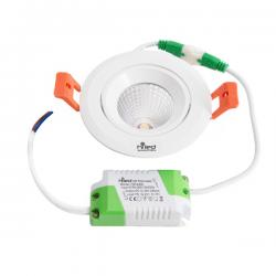 HILED Ceiling Downlight COB 7W