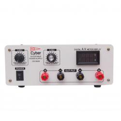 Adjustable Power Supply 1-48V with Digital Display and current limiter