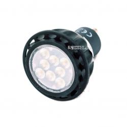 Hiled Spotlight 7W GU10 AC220V Dimmable - 3000 Kelvin