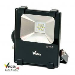 Vinder Led Floodlight 10W - Slim Series