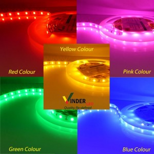 Vinder Led Strip 12VDC SMD2835-300 Led Indoor - Quality Series