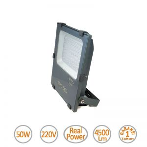 Lampu Led Floodlight 50W merek Piyo - Value Series