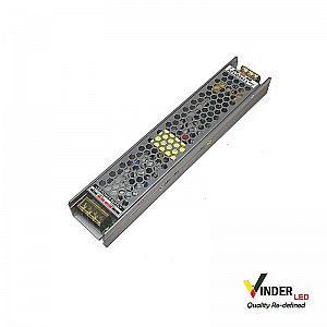 Vinder 0-10 Dimmable Power Supply 12V DC 8A 100Watt - New Version