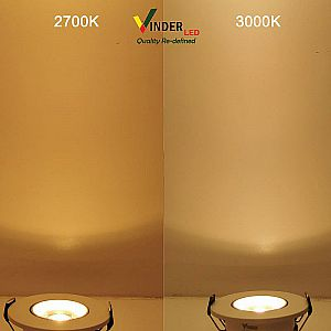Vinder Ceiling Spot Downlight 3W - COB series